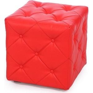 Пуф Euroson Ромби 1 (красный)