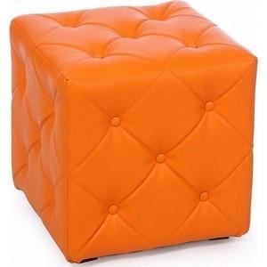 Пуф Euroson Ромби 1 (оранжевый)