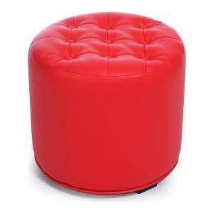 Пуф Euroson Рокко (красный)