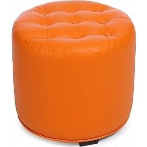 Пуф Euroson Рокко (оранжевый)
