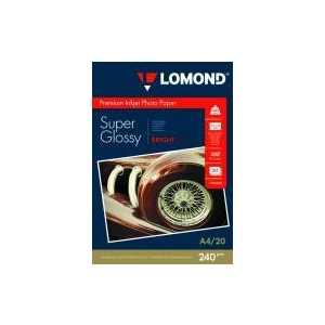 Lomond бумага cуперглянцевая (1105100) цена