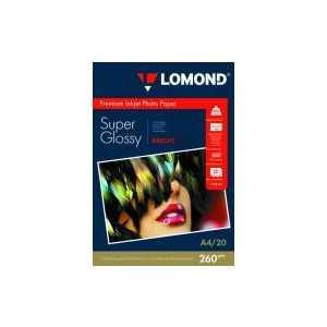 Lomond бумага cуперглянцевая (1103101) цена