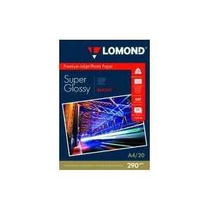 Lomond бумага cуперглянцевая (1108100) цена