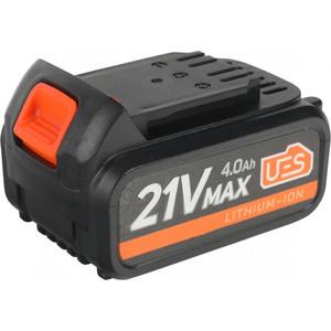 Аккумулятор PATRIOT 21В 4Ач Li-ion PB BR 21VMax Pro UES (180301121) батарея аккумуляторная patriot pb br 21v li ion 2 ah
