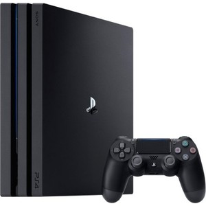 Игровая приставка Sony PlayStation 4 Pro 1Tb [CUH-7208B] (Dualshock + HDMI [PS719773412])