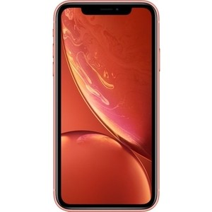 Смартфон Apple iPhone XR 64GB Coral (MRY82RU/A)