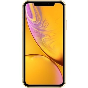 Смартфон Apple iPhone XR 64GB Yellow (MRY72RU/A) sda10 64gb