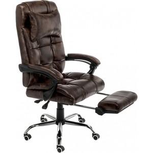 Кресло Woodville Expert коричневое