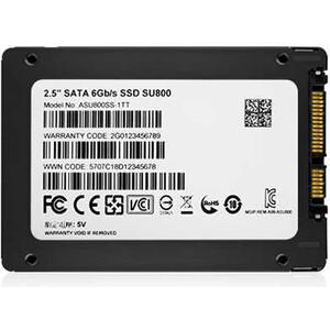 SSD накопитель ADATA 1TB SU800 ASU800SS-1TT-C