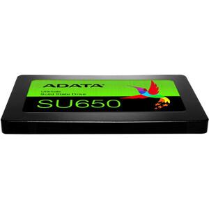 SSD накопитель ADATA 240GB SU650 ASU650SS-240GT-R