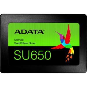 SSD накопитель ADATA 120GB SU650 ASU650SS-120GT-R