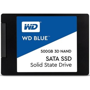SSD накопитель Western Digital 500Gb WDS500G2B0A
