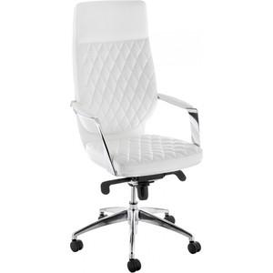 Компьютерное кресло Woodville Isida белое