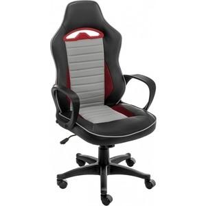 Компьютерное кресло Woodville Loki серое/черное/красное