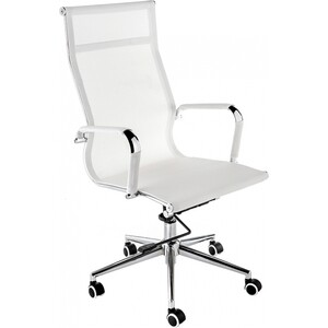 Компьютерное кресло Woodville Reus белое