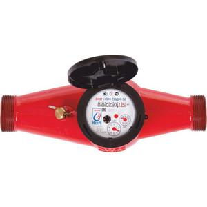 Счетчик для воды ЭКО НОМ СВДЛ-32Г универсальный, чугунный, с комплектом монтажных частей (СВДМ32-003)