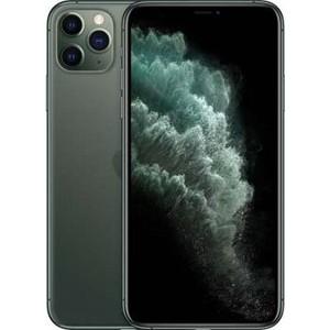 Смартфон Apple iPhone 11 Pro Max 64GB Green (MWHH2RU/A) цена и фото