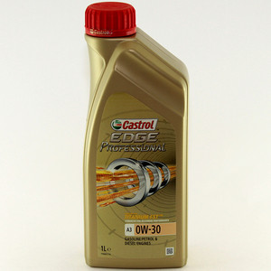 Моторное масло Castrol EDGE PROFESSIONAL A3 0W-30 1 л
