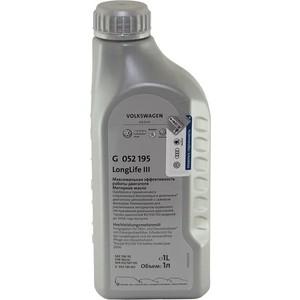 Моторное масло VAG LONGLIFE III SAE 5W-30 1 л (G052195M2)