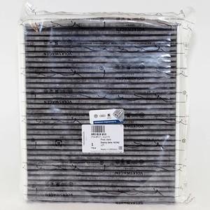 Фильтр салона (кондиционера) VAG 6R0819653, угольный