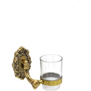 Держатель со стаканами Milacio Valls бронза (MC.922.BR)