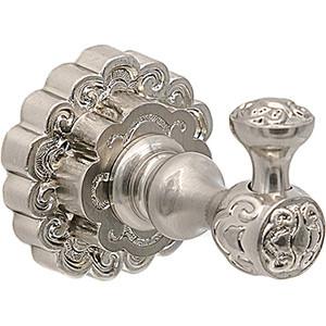 Крючок для полотенца Milacio Villena серебро (MC.901.SL)