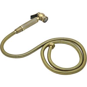 Гигиенический душ Milacio Almeria бронза, без вентиля (MC.801.BR)