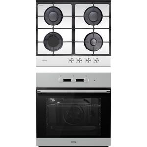 цена на Встраиваемый комплект Korting HGG 660 CW + OKB 480 CEX