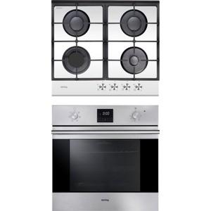 лучшая цена Встраиваемый комплект Korting HGG 660 CW + OKB 560 CFX