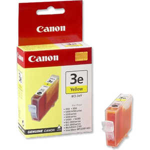 Картридж Canon BCI-3eY yellow (4482A002) BCI-3eY yellow (4482A002)