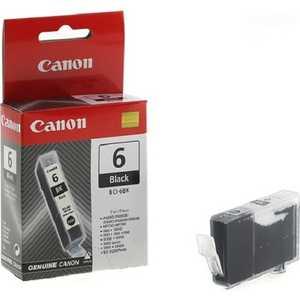 Картридж Canon BCI-6 black (4705A002)