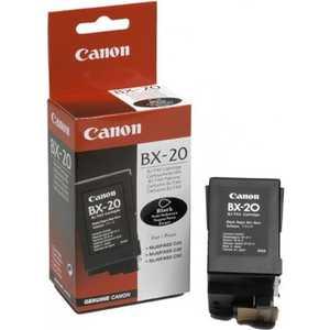 цена на Картридж Canon BX-20 black (0896A002)