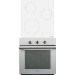 лучшая цена Встраиваемый комплект Korting HI 42031 BW+ OKB 470 CMW