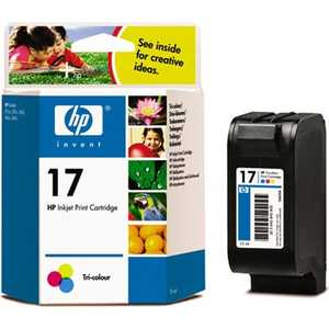 Картридж HP color DJ 840C (C6625A)