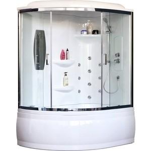Душевая кабина Royal Bath ALP 150x100x225 прозрачная, правая (RB150ALP-T-CH-R)