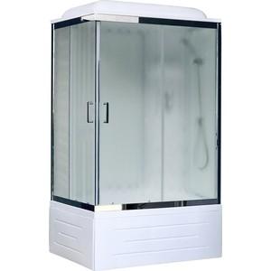 Душевая кабина Royal Bath ВР 100x80x217 рифленое , правая (RB8100BP6-WC-CH-R)