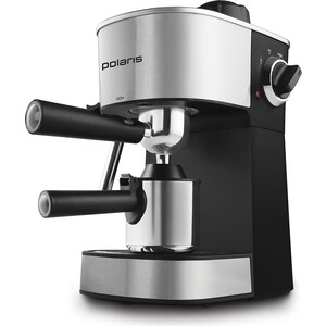 лучшая цена Кофеварка Polaris PCM 4008AL