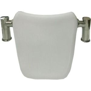 Подголовник Royal Bath Tudor белый, на металлических ножках (SY-2B-W)