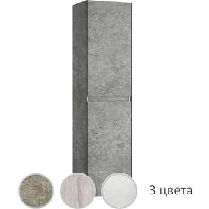 Пенал Edelform Сириус 38 индустриальный бетон (36497)