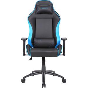 Кресло компьютерное игровое TESORO Alphaeon S1 TS-F715 black/blue