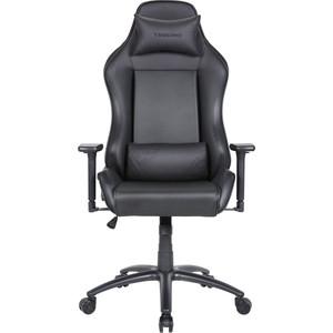 Кресло компьютерное игровое TESORO Alphaeon S1 TS-F715 black/carbon fiber texture