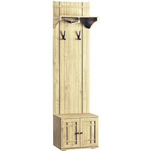 Шкаф комбинированный Моби Марко 10.09 дуб сонома шкаф многоцелевого назначения моби марко 03 225 дуб сонома