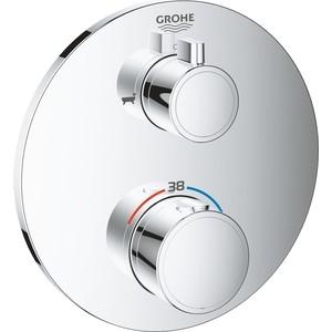 Термостат для душа Grohe Grohtherm встраиваемый, 35600000, хром (24077000)