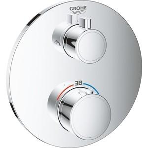 Термостат для душа Grohe Grohtherm SmartControl встраиваемый, 35600000, хром (24076000)
