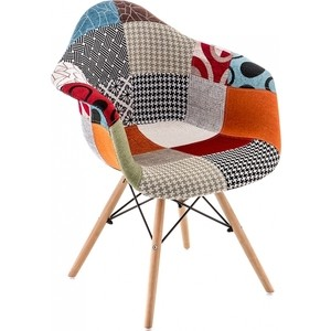Кресло Woodville Multicolor