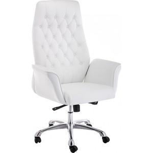 Компьютерное кресло Woodville Trivia белое