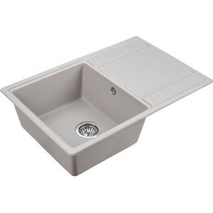 Кухонная мойка Paulmark Flugen серый (PM217850-GR)