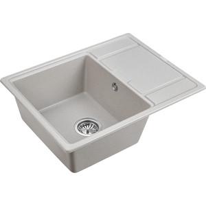 Кухонная мойка Paulmark Weimar серый (PM216550-GR)