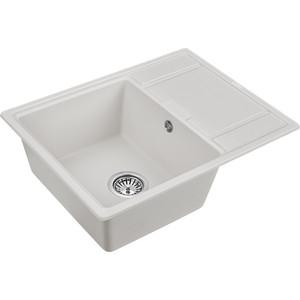 Кухонная мойка Paulmark Weimar белый (PM216550-WH)