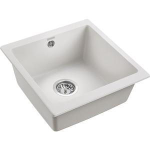 Кухонная мойка Paulmark Brilon белый (PM104546-WH)